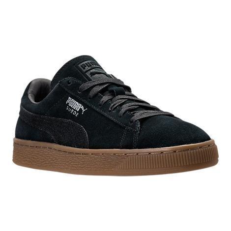 2018Genuine PUMA Men's Women's Suede Classic Citi Sneaker Classic SPORTSTYLE SUEDE Basket Badminton Shoes Size35.5-44 manitobah унты mid classic suede mukluk женские серый