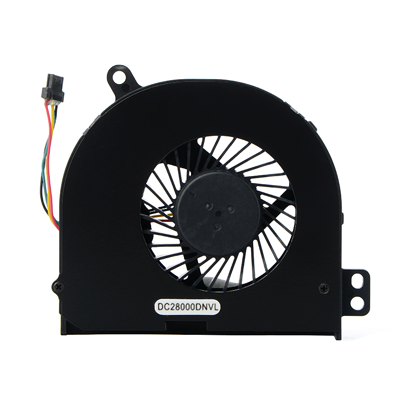 4Pin Notebook Computer Replacements Cpu Cooling Fans Fit For Dell E5440 Laptops Cooler Fan