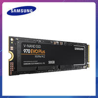 Samsung 970 EVO PLUS M.2 SSD 250GB 500GB 1TB NVMe Internal Solid State Drive Hard Disk M2 2280 Laptop Desktop MLC PCIe Disk