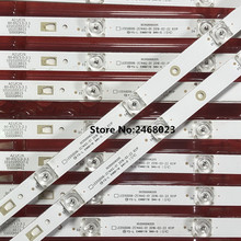1Set = 12 Stuks Led Backlight Strip Voor 50A6 LE50U51A Lichtbalk 30350006205 LED50D06 ZC14AG 01