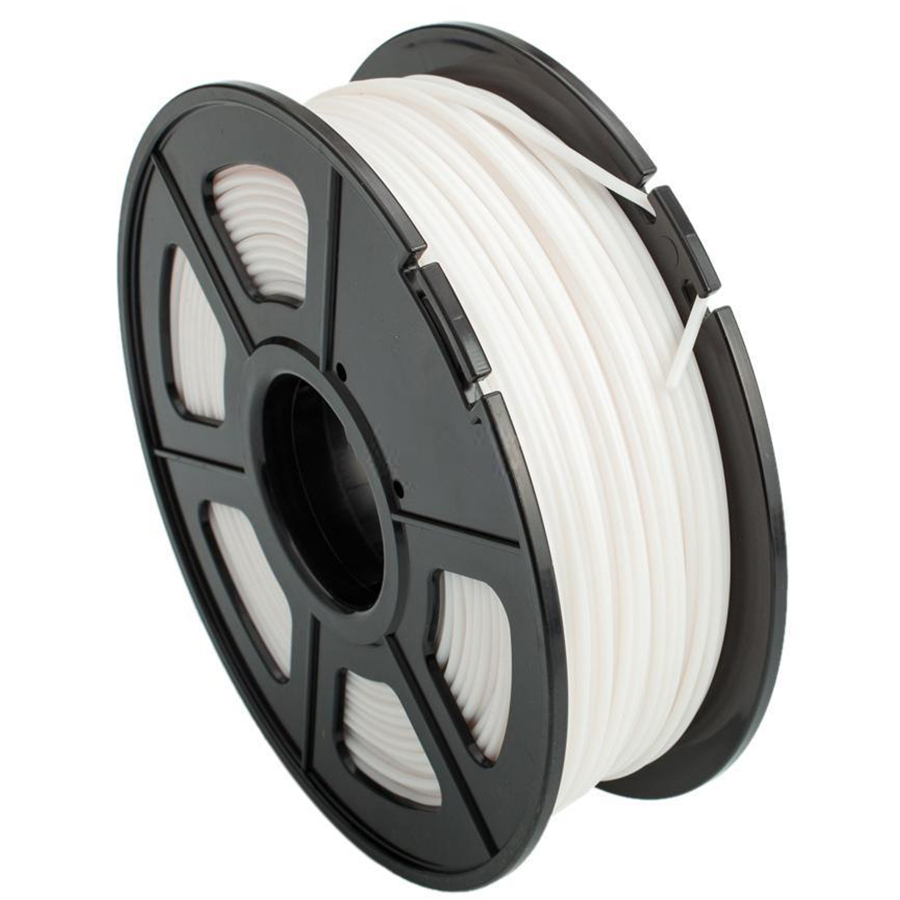 3D Printer Filament 1kg/2.2lb 3mm ABS Plastic for RepRap Mendel white 3d printer parts filament for makerbot reprap up mendel 1 rolls filament pla 1 75mm 1kg consumables material for anet 3d printer
