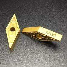 Lathe tool diamond VNMG160404/08 TM high quality carbide CNC machine milling metal turning super hard cutter head