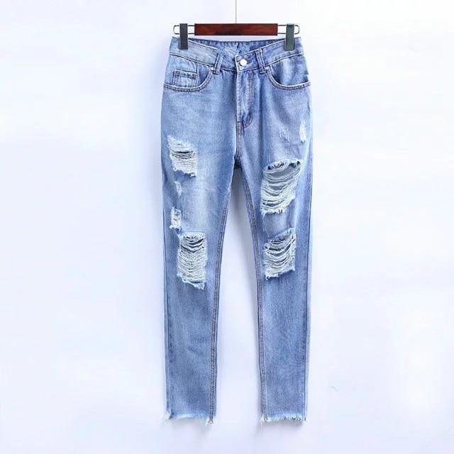 Aliexpress.com : Buy 2017 Fashion Ladys hip cut Jeans Summer ...
