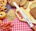 Dispositivos da cozinha Faca de Pão Pão Cortador polegadas Slicer Pão Baking Pastry Espátulas para Ferramentas de Cozimento #0155
