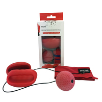 Adult Boxing Speed Ball Set Reactivity Awareness Training Punching Speed Ball For Fighting Free Combat WJ562