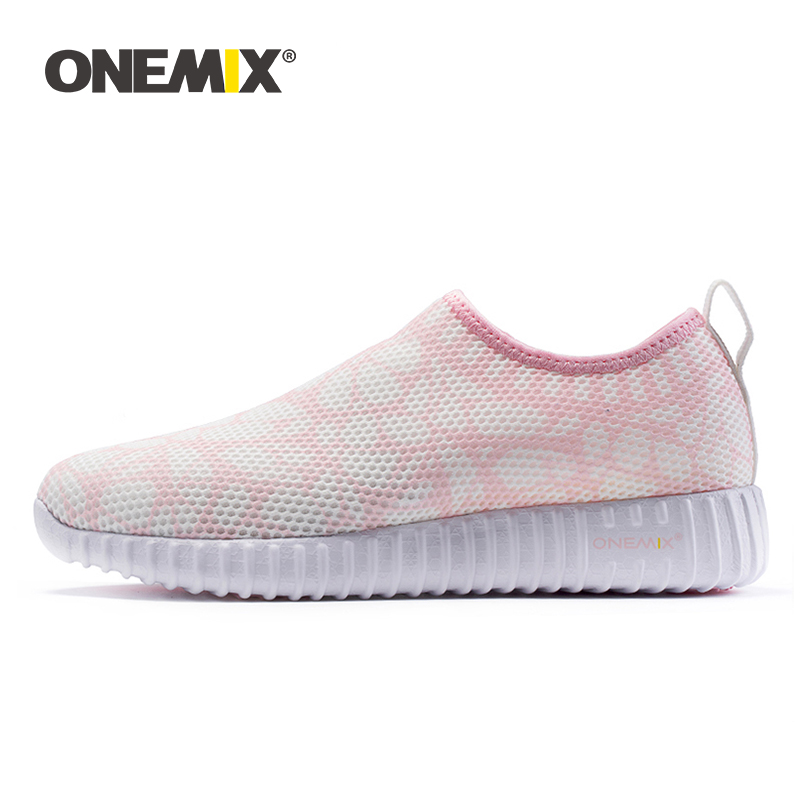 ONEMIX 2019 women sneakers light cool mesh shoes for women Deodorant insoles soft shoes for outdoor sports jogging walk sneakersONEMIX 2019 women sneakers light cool mesh shoes for women Deodorant insoles soft shoes for outdoor sports jogging walk sneakers