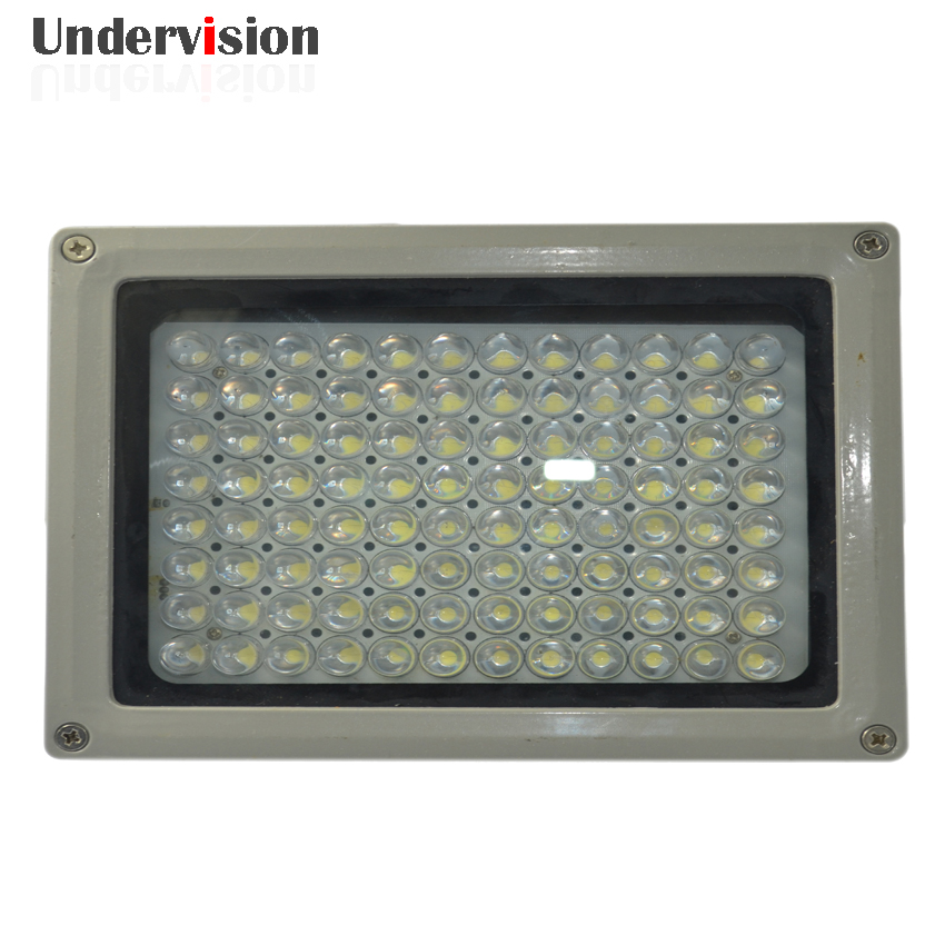 ФОТО 96 Strong LED  Lighting for Surveillance CCTV Camera,50m Infrared LED Auxiliary  DC12V 36W fee shiping