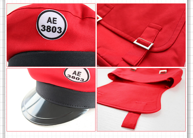 Full Set Cells At Work Erythrocyte Red Blood Cell Cosplay Costume Red Blood Cell Hataraku Saibou Women Halloween Cosplay Outfits in Anime Costumes from Novelty Special Use