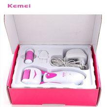 Инструмент для ухода за ногами, средство для удаления омертвевшей сухой кожи ног, электрический пилочка для отшелушивания ног, пилочка для удаления кутикулы, уход за ногами, педикюр, KM-2502