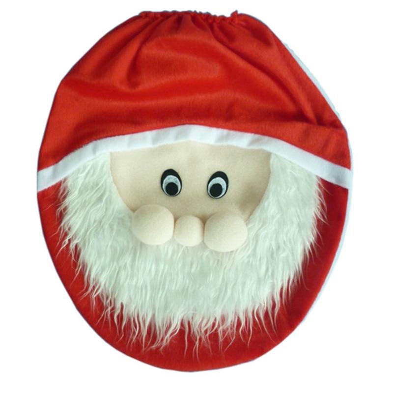 Best Promotion Bathroom Happy Santa Claus Toilet Seat Cover Christmas  Decorations Bathroom Set Cover ChinaPopular Best Toilet Seat Buy Cheap Best Toilet Seat lots from  . Best Toilet Seat Cover. Home Design Ideas