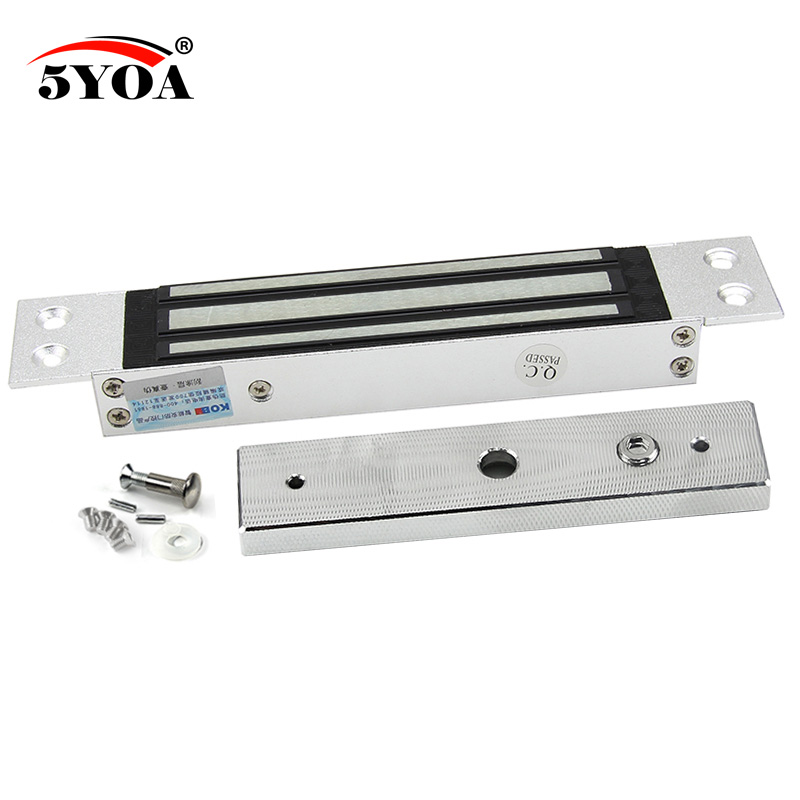 180280350500kgs 600lbs Concealed Shear Magnetic Lock door embedded Invisible Wooden Glass Metal Fire Proof