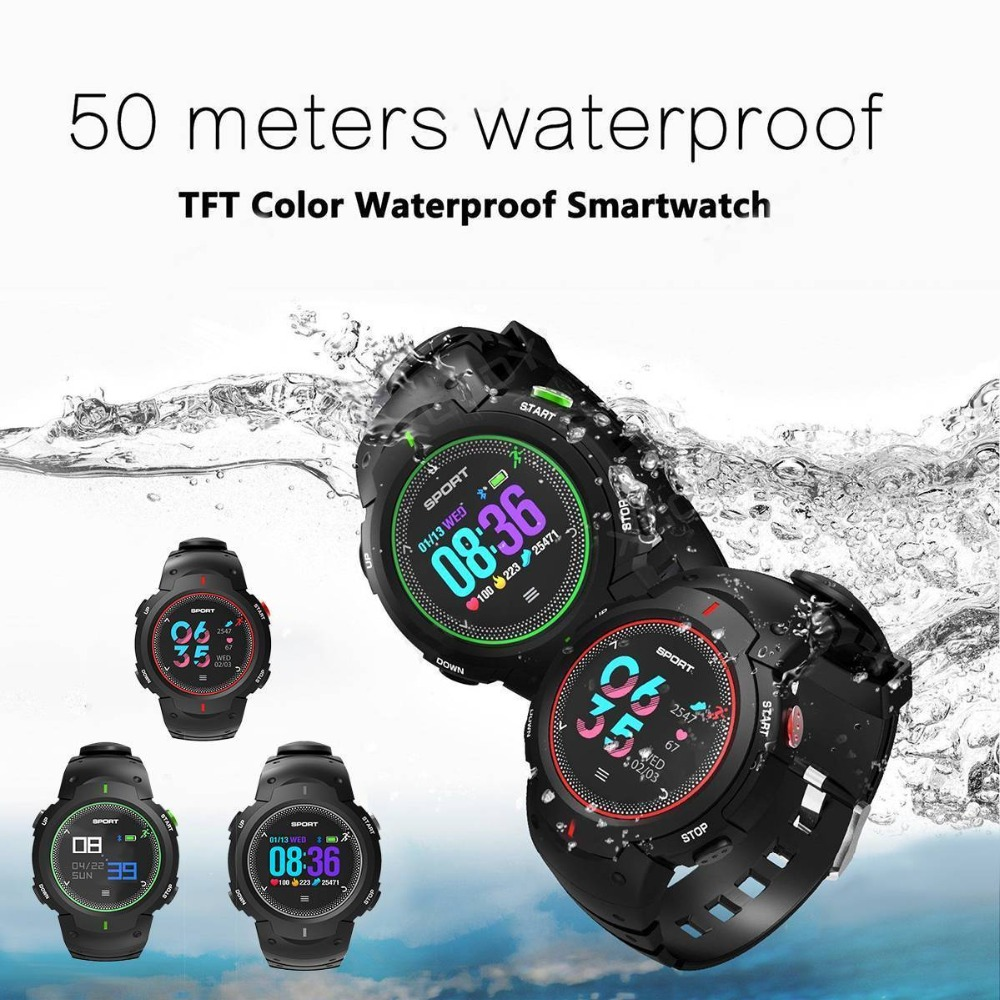 Timethinker Smart Watch Montre Men Smartwatch Android IOS Bluetooth Reloj Inteligente Blood Heart Rate Monitor Waterproof F13