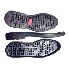Gumowe paski, obcasy, skórzane buty, duży podeszwy, buty rekreacyjne, wykonane na zamówienie skórzane buty okucia i materiały do naprawy