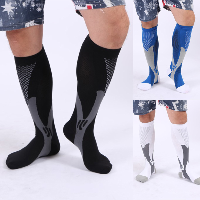 Punctual Hot Sale Fashion Leg Socks Compression Printing Couples Socks Stretch Riding Socks Four Colors Any Seasons Nwm410 Exquisite Traditional Embroidery Art Underwear & Sleepwears