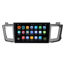 10.1″ Android 5.1 GPS Navigation Car Multimedia Player For TOYOTA RAV4 2012-2015 Touch Screen Car Stereo Video Car Audio MAP