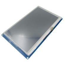 """7 """"7.0""""นิ้วจอแสดงผลTFT LCD 800x480 SSD1963สัมผัสแผงหน้าจอPWM LED Backlightควบคุมโมดูล51/AVR/STM32"""