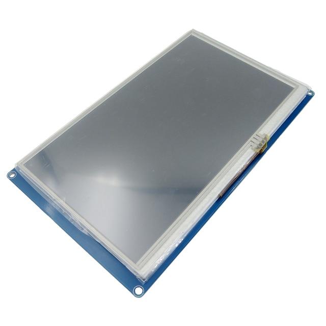 """7 """"7.0"""" pouces TFT LCD affichage 800x480 SSD1963 écran tactile PWM LED Module de contrôleur de rétro éclairage pour 51/AVR/STM32"""