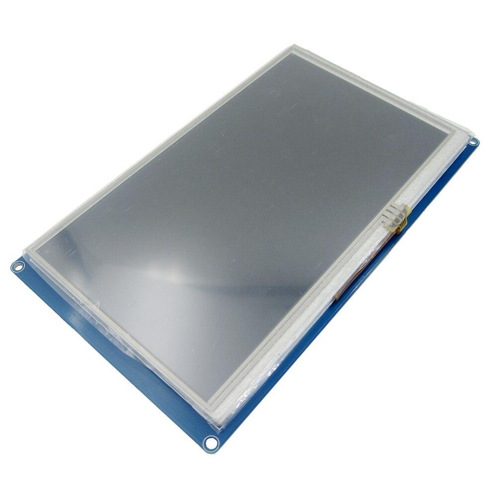 """7 """"7.0"""" pouces TFT LCD affichage 800x480 SSD1963 écran tactile PWM LED Module de contrôleur de rétro-éclairage pour 51/AVR/STM32"""