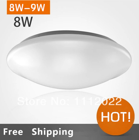 Energy Saving Bathroom Ceiling Lights energy saving smd5630 800lm 8w 9w led ceiling lamp light for