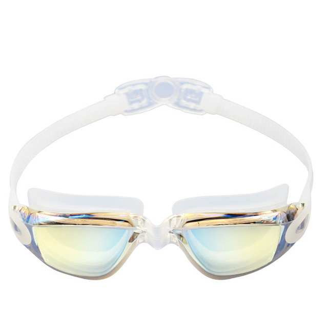 Waterproof Anti-Fog Swimming Goggles