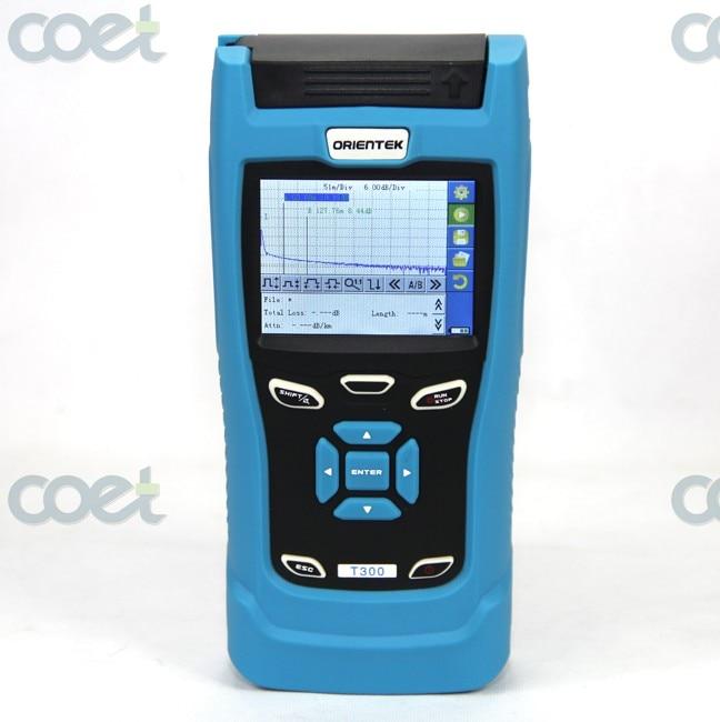 free shipping ORIENTEK mini handheld T303 SM OTDR singlemode 1310/1550nm 30/28dB