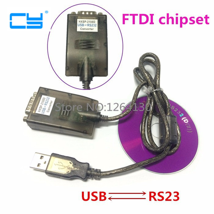 USB2.0 USB 2.0 to RS232 Serial DB9 Converter Cable FTDI FT232RL FT232BL Windows7 64 4 GPS brand new high quality rs232 rs 232 serial to usb 2 0 pl2303 cable adapter converter for win 7 8 os