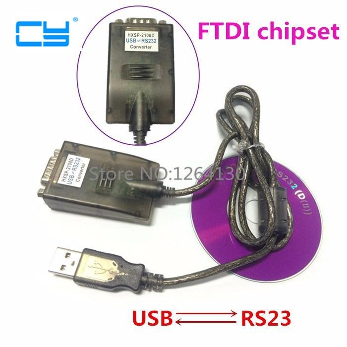 USB2.0 USB 2.0 to RS232 Serial DB9 Converter Cable FTDI FT232RL FT232BL Windows7 64 4 GPS