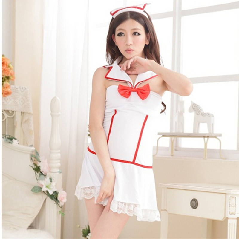 Sexy Costume Nurse Uniform Fantasy Lingerie The Sex Cosplay dress Clothing For Adult Women sexy lingeries ladies sleepwear