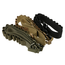 Shell-Holder Shooting-Gun-Sling Shotgun Hunting-Accessories Airsoft Tactical Two-Point