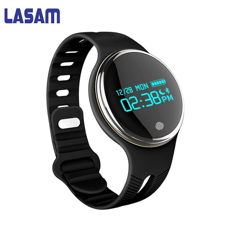 New E07 Smart Band IP67 Waterproof Swimming Bluetooth 4 0 Smartband Pedometer Sport Smart Wristband Fitness