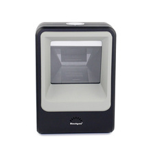 MJ8200 Omni Directional Scanner 2D Scanner Ticketing QR Code Scanner USB Barcode Reader Desktop Auto Sense 2d scanning platform