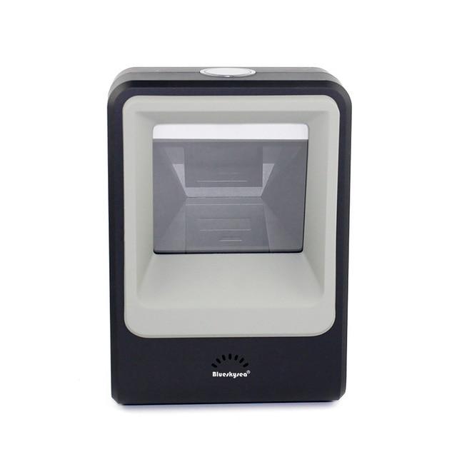 MJ8200 Omni Directionnelle Scanner 2D Scanner Billetterie QR Code