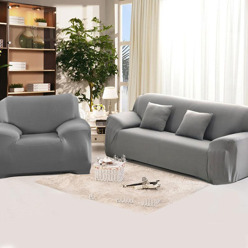 Sofa Cover Anti Dust Slip Resistant Home Living Room
