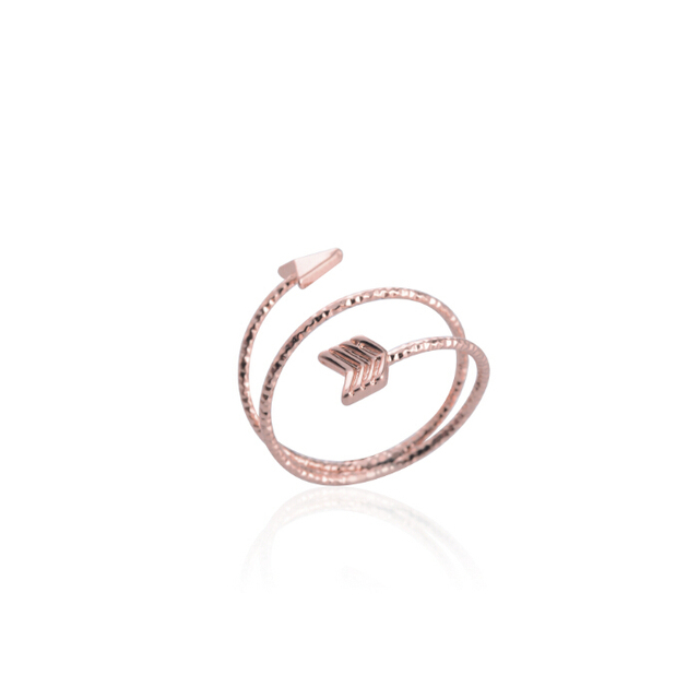 Midi Boho Arrow Ring