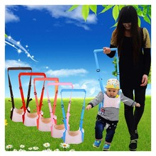Childrens Summer Dual-use Breathable Belt Baby Walker Assistant Child Traction Basket Type Learning Training Walking