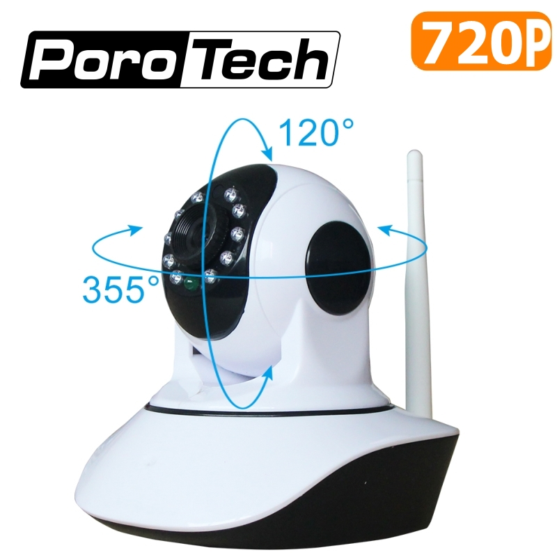 H310PW 720P Home Security Baby Monitor P2P Wifi IP Camera Wireless Mini Surveillance PTZ dome Camera IR Night Vision CCTV Camera wifi ip camera 960p hd ptz wireless security network surveillance camera wifi p2p ir night vision 2 way audio baby monitor onvif