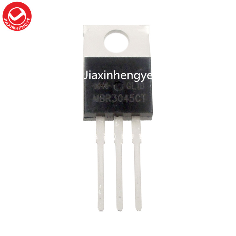 <font><b>MBR3045CT</b></font> MBR3045 SCHOTTKY Diode 45V TO-220 Original and New 10PCS/LOT image