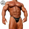 Mens Bodybuilding Posing Trunks  Competition Posing Wear Sexy Beach SwimWear Boys Swimsuits Hot Underwear Contoured Pouch