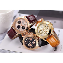 Real Functions Julius Women's Watch Swiss Quartz Hours Fine Fashion Dress Bracelet Sport Leather Birthday Girl Gift Box