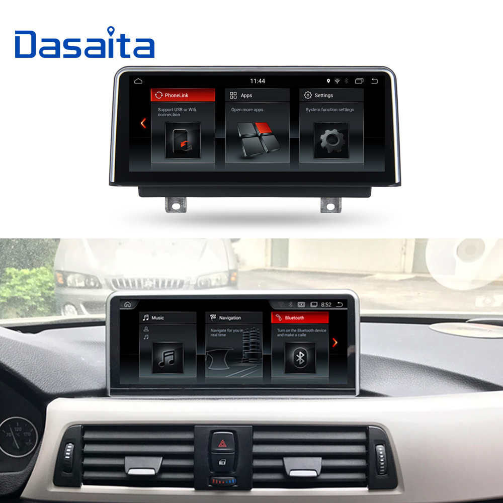 Original Style OEM 10 2 Car Radio GPS Android for BMW Series 3 Series 4 F30