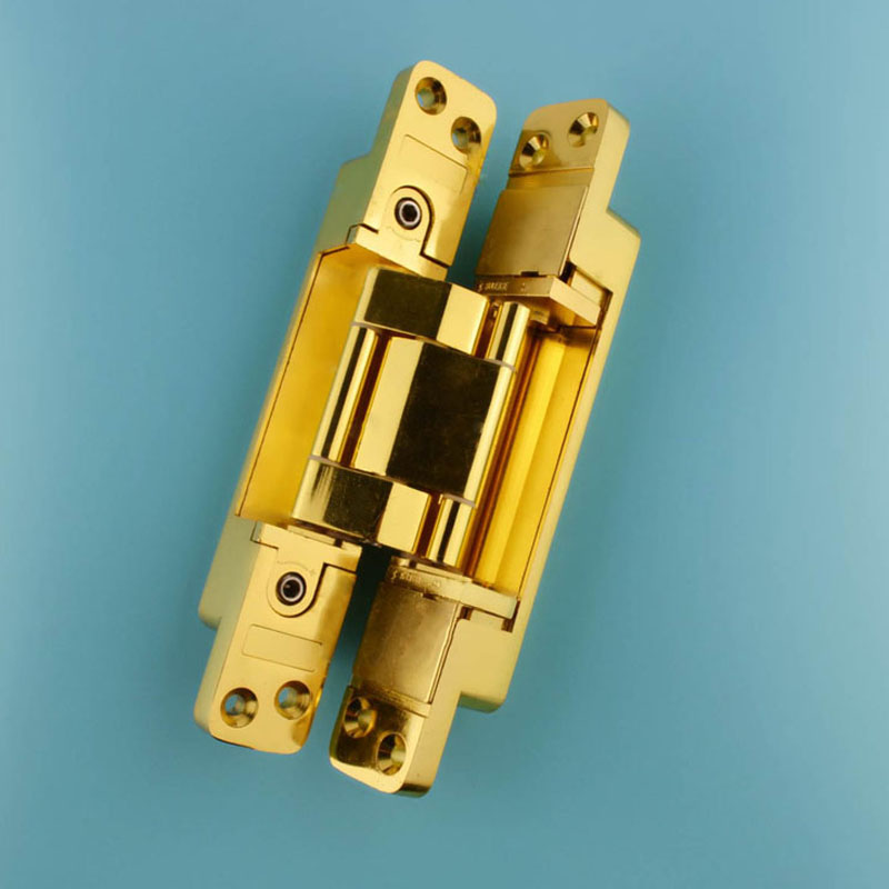 190*32mm three dimensional Adjustable Hinges Invisible Concealed Cross Door Hinge gold 2pcs 10pcs gold mini butterfly door hinges cabinet drawer jewellery box hinge furniture hinge s diy hardware tools mayitr