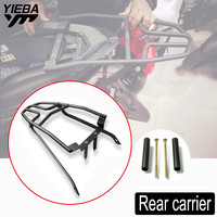 Motorcycle Rear Fender Rack Tool Box Luggage Holder Support Cargo Shelf Mounting Bracket Rear carrier FOR YAMAHA AEROX155 NVX155