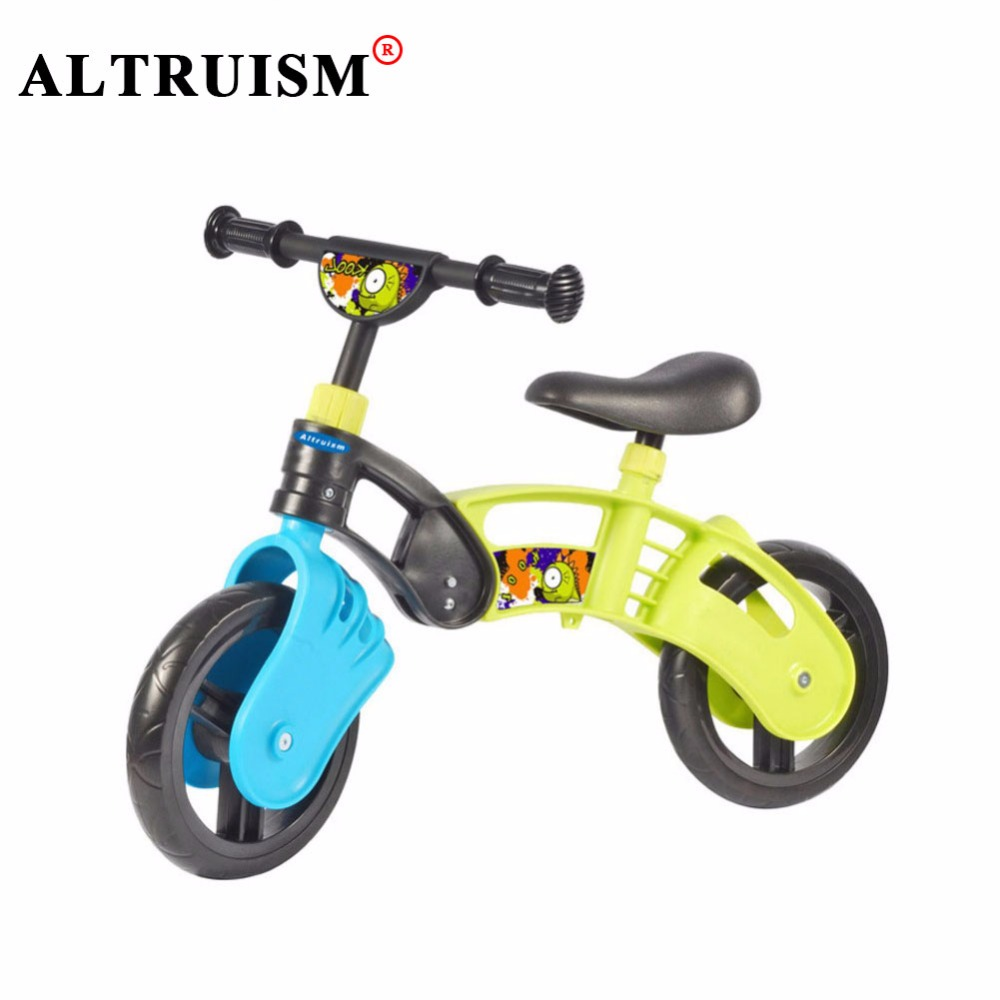 Bicycle for a child from 2 years: review of models, characteristics, rules of choice 49