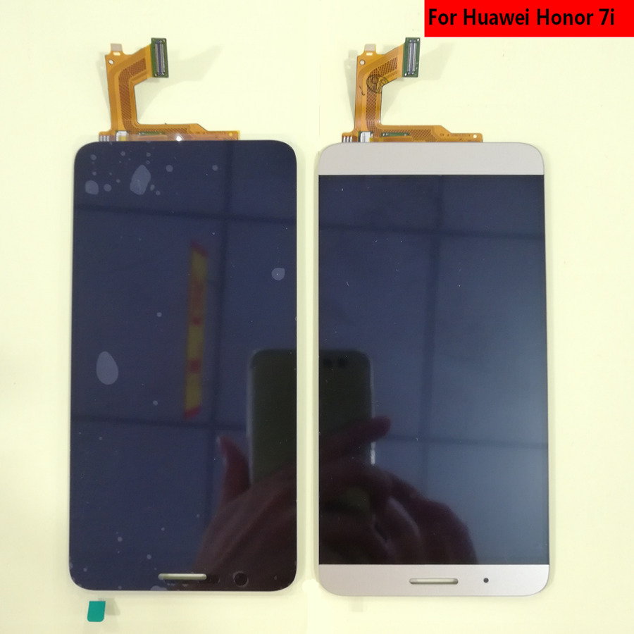 5 2 quot Display For HUAWEI Honor 7i LCD Touch Screen Digitizer Replacement for Huawei Shot X LCD in Mobile Phone LCD Screens from Cellphones amp Telecommunications