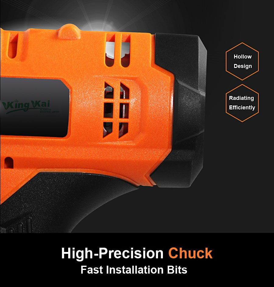 Cordless Lithium Battery Electric Drill-28