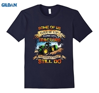 GILDIAN Máy Kéo Điều Khiển Một Số Của Chúng Tôi Lớn Lên Chơi Với T-Shirt