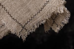Image 4 - נוסטלגי סגנון פשתן בד צילום רקע אביזרי עבור פירות מזון שולחן ירי סטודיו צילום רקע קישוטים
