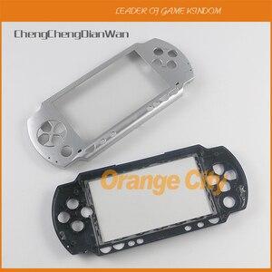 Image 1 - Hàng Đầu Trên Mặt Trước Mặt Vỏ Bao Da Ốp Lưng Thay Thế Cho Máy PSP 1000 1001 Mỡ Mặt Dành Cho PSP1000 Mỡ