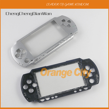 Top oberen Frontblende Shell Fall Abdeckung Ersatz Für PSP 1000 1001 Fett Gesicht abdeckung für PSP1000 fett