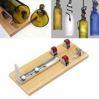 Safety Glass Bottles Cutter Machine Cutting Tool For Wine Beer Bottles Multi Function Bottle Opener DIY